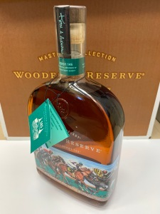 2019 Woodford Reserve Kentucky Derby Bottle